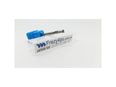Купить Фреза компрессионная 3,175*8*38-2т  цена, фото, фотография, изображение, картинка