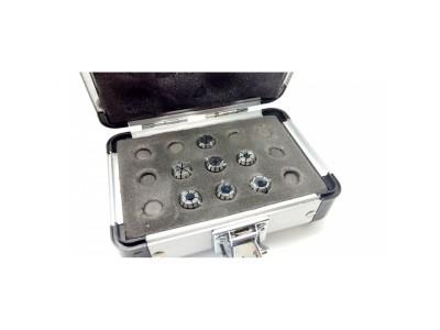 Купить Набор цанг ER11 7 шт.  цена, фото, фотография, изображение, картинка