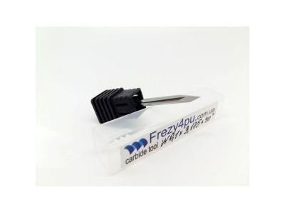 Купить Гравер W0.1 D3.175 40° типа пирамидка  цена, фото, фотография, изображение, картинка