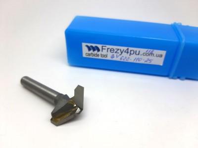 Купить Фреза фасонная GV 622-110-25  цена, фото, фотография, изображение, картинка