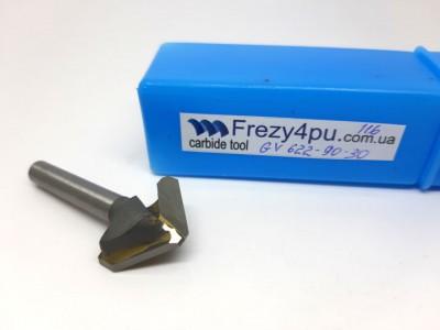 Купить Фреза фасонная GV 622-90-30  цена, фото, фотография, изображение, картинка