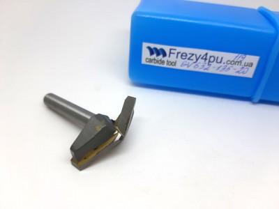 Купить Фреза фасонная GV 632-135-20  цена, фото, фотография, изображение, картинка